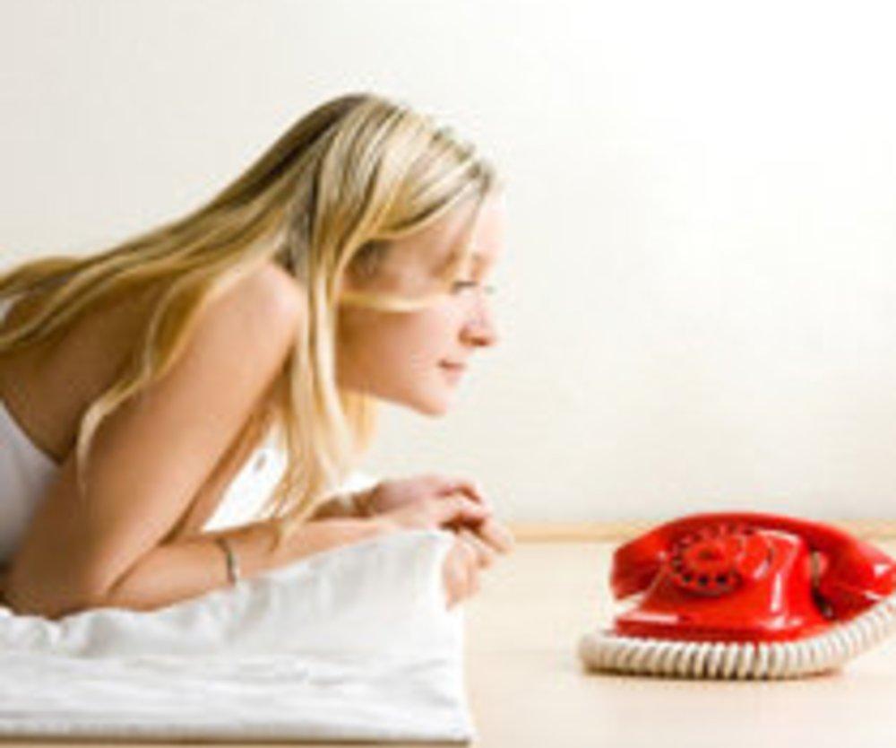 Anruf nach Vorstellungsgespräch