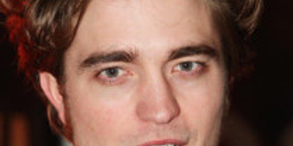 Robert Pattinson: Maler für einen guten Zweck
