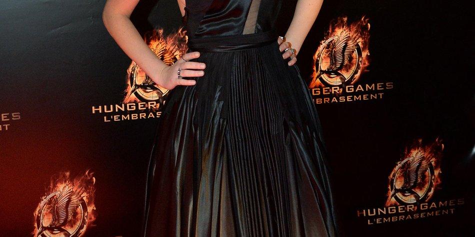 Jennifer Lawrence: Winkt der nächste Oscar?