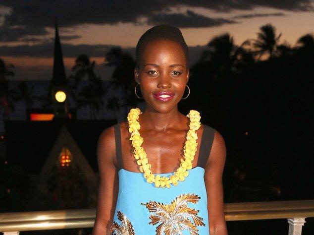 Lupita Nyong'o auf einem Event