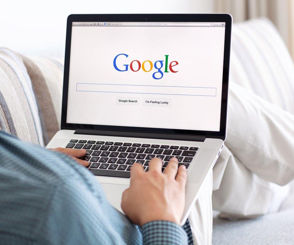 Google weiß, ob er sich trennen will
