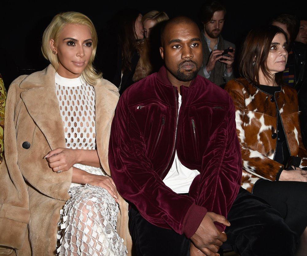 Kim Kardashian findet Kanye West zum Anbeißen