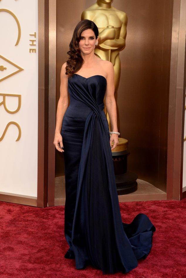 Sandra Bullock bei den Oscars