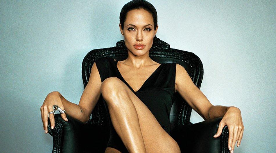 Traumfrauen/Traummänner: Angelina Jolie
