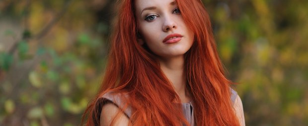 Haare Rot Färben So Zauberst Du Dir Den Feurigen Look Desiredde