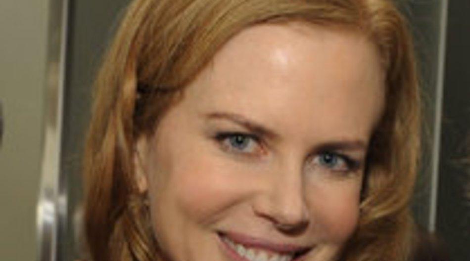 Nicole Kidman braucht nur ihre Familie