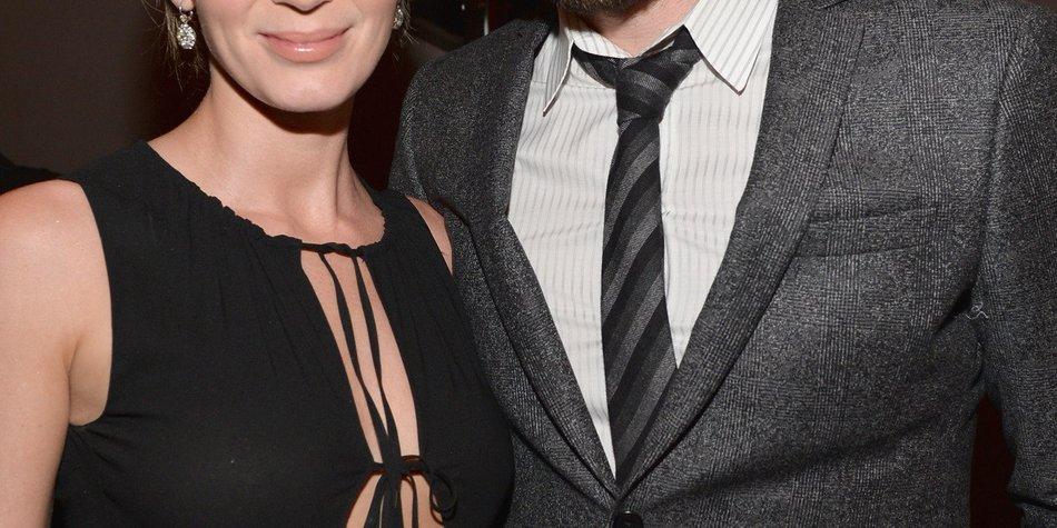 Emily Blunt: Schwanger mit Baby Nr. 1!
