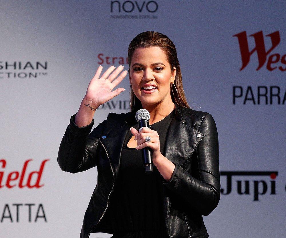 Khloe Kardashian: Neue Baby-Gerüchte