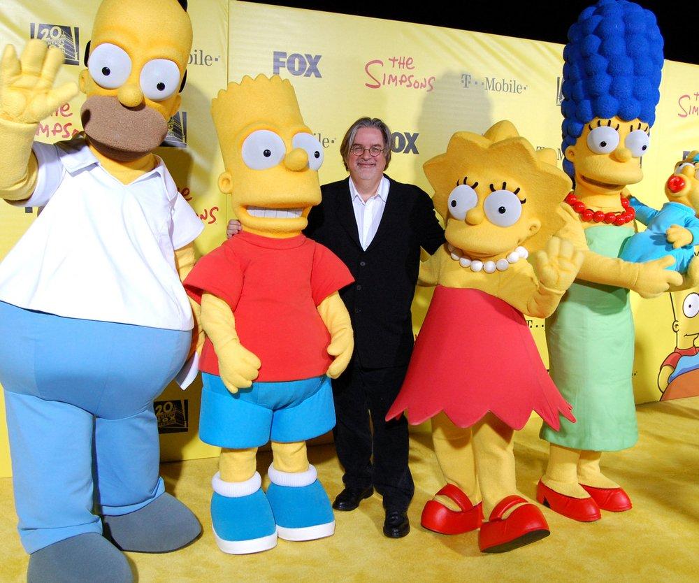 Die Simpsons auf Pro Sieben