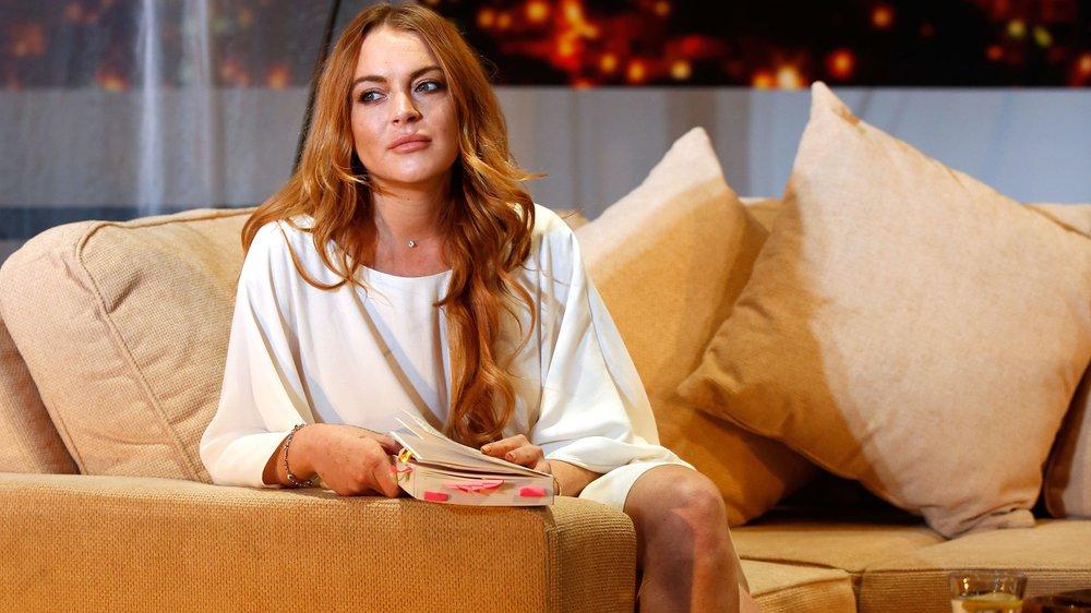 Lindsay Lohan leidet an einem Tropenvirus