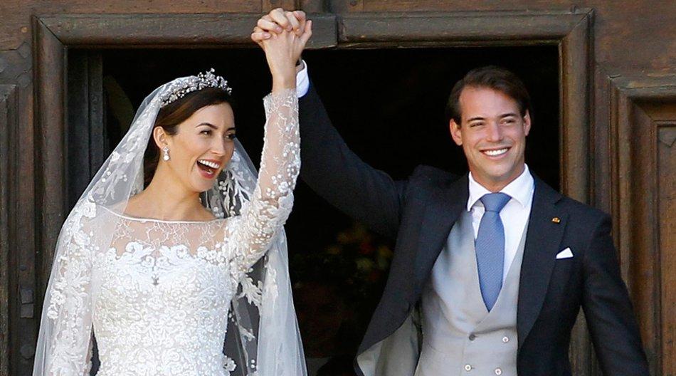 Am 21. September 2013 gaben sich Prinzessin Claire und Prinz Felix von Luxemburg das Ja-Wort.