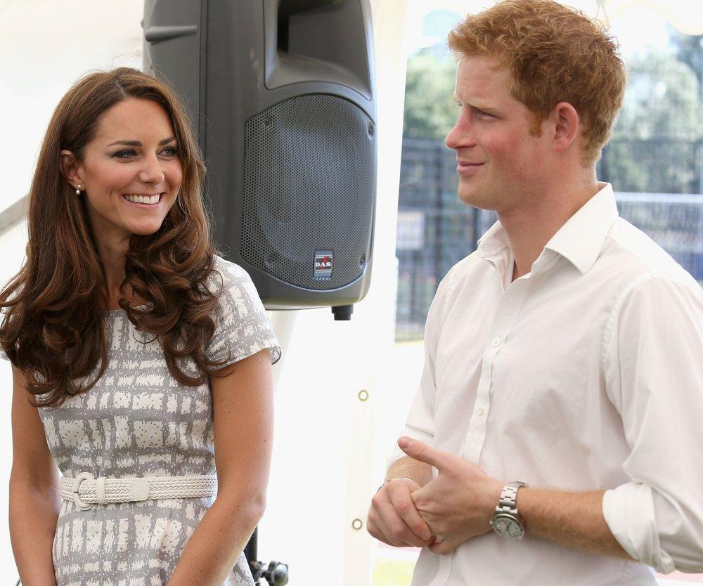 Prinz Harry verlegt für Kate Middleton seine Geburtstagsparty
