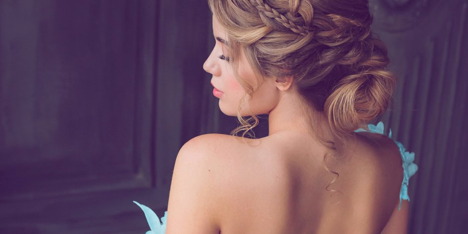 Frisuren Hochzeitsgast