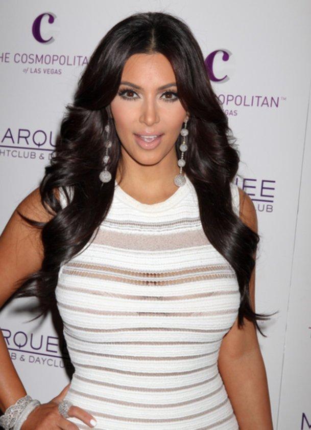 Will als Schauspielerin durchstarten: Kim Kardashian