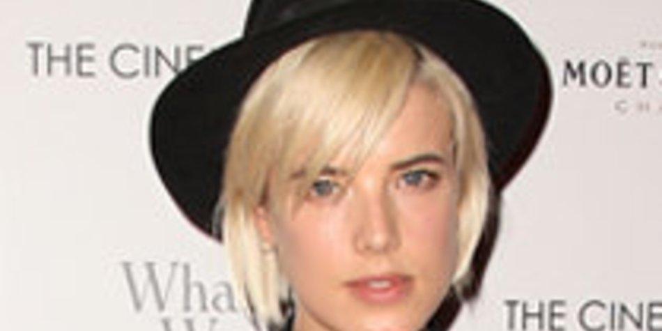 Agyness Deyn: Schauspielerin statt Model?