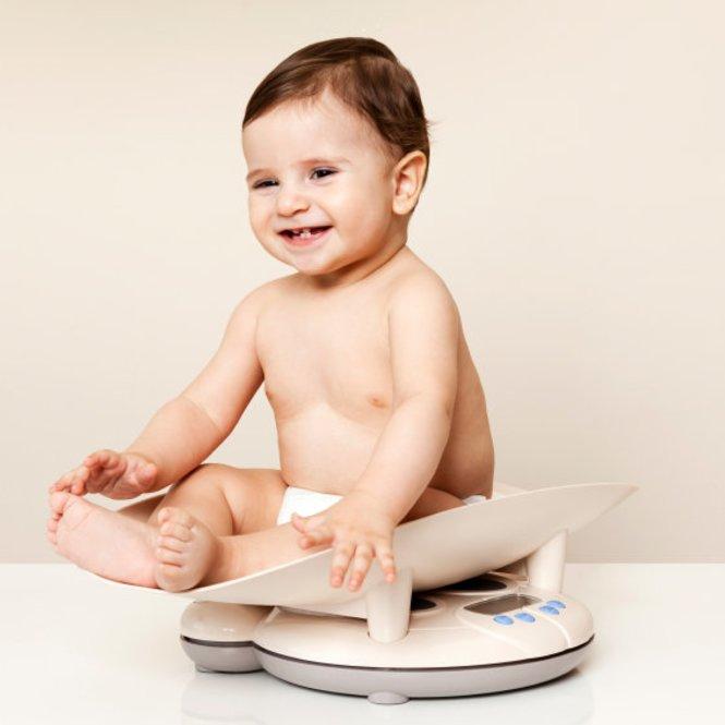 Baby Gewichtstabelle - Für eine gesunde Entwicklung