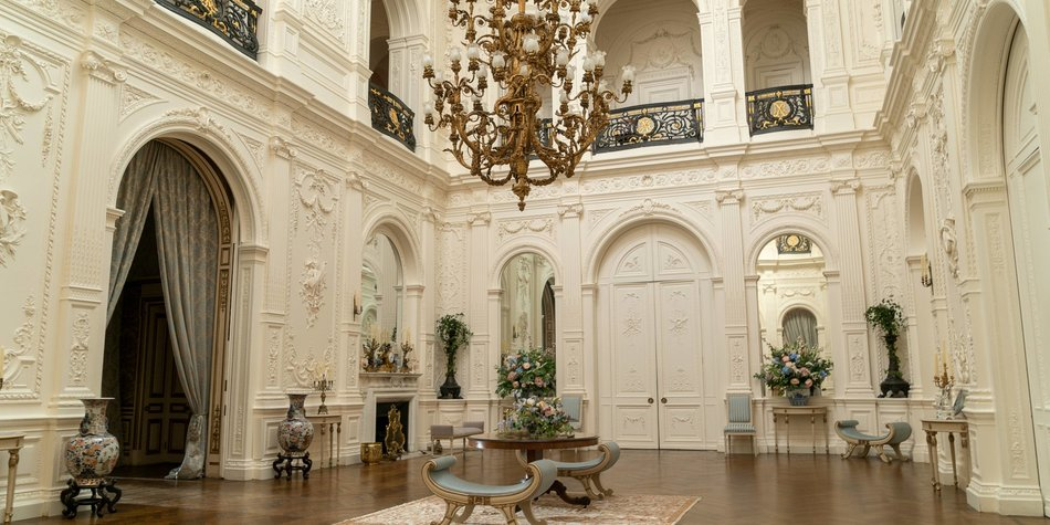 "Regency Interior-Trend: So bringst du die ""Bridgerton""-Vibes in dein Zuhause"