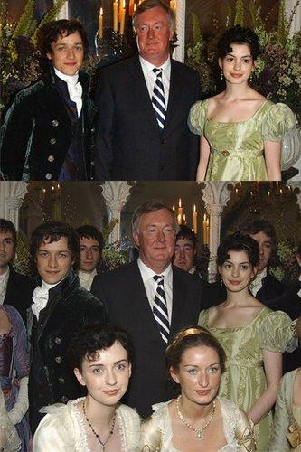 Geliebte Jane mit Anne Hathaway