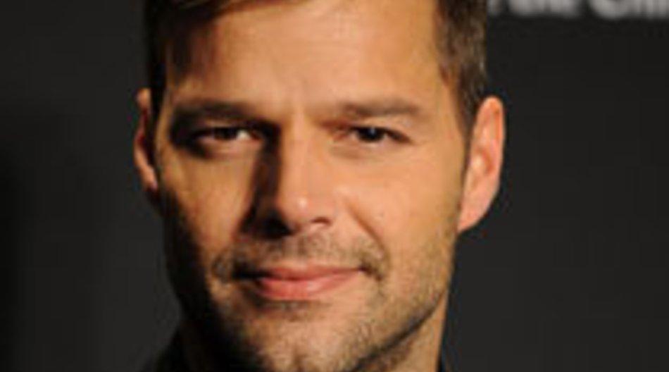 Ricky Martin: Outing auf seiner Website