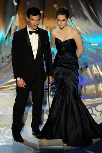 Twilight Stars Kristen Stewart und Taylor Lautner