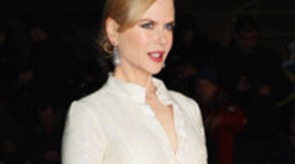 Nicole Kidman liebt es, Geschichten zu erzählen