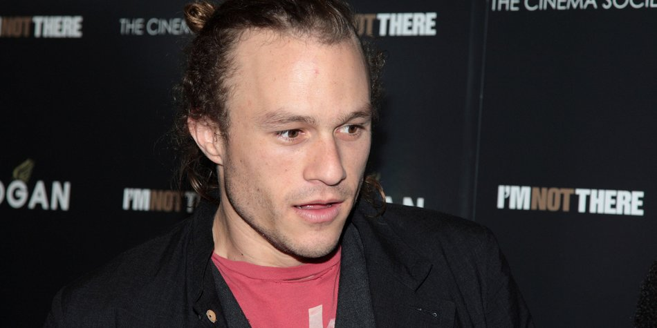 Heath Ledger sollte zu Batman werden