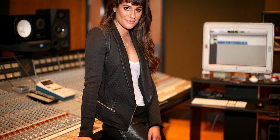 Lea Michele träumt von einer Rolle in American Horror Story