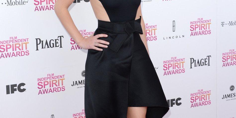 Jennifer Lawrence auf der britischen Harper's Bazaar