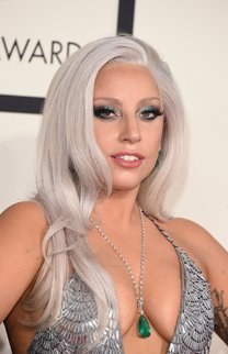 Lady Gaga: Graue Haare