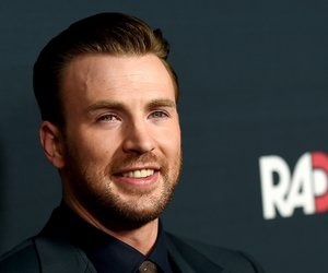 """LOS ANGELES, CA - SEPTEMBER 02: Actor/director Chris Evans arrives at the premiere of Radius and G4 Productions' """"Before We Go"""" at the Arclight Theatre on September 2, 2015 in Los Angeles, California. (Photo by Kevin Winter/Getty Images)"""