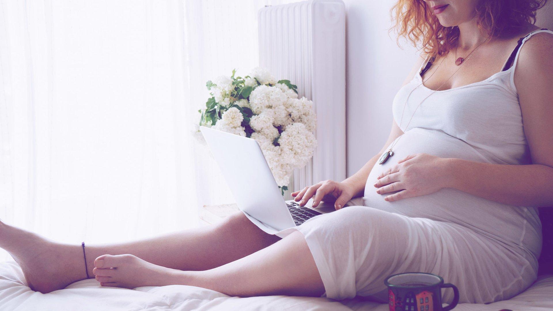 Schwangerschaft entstellt nach körper Körper total