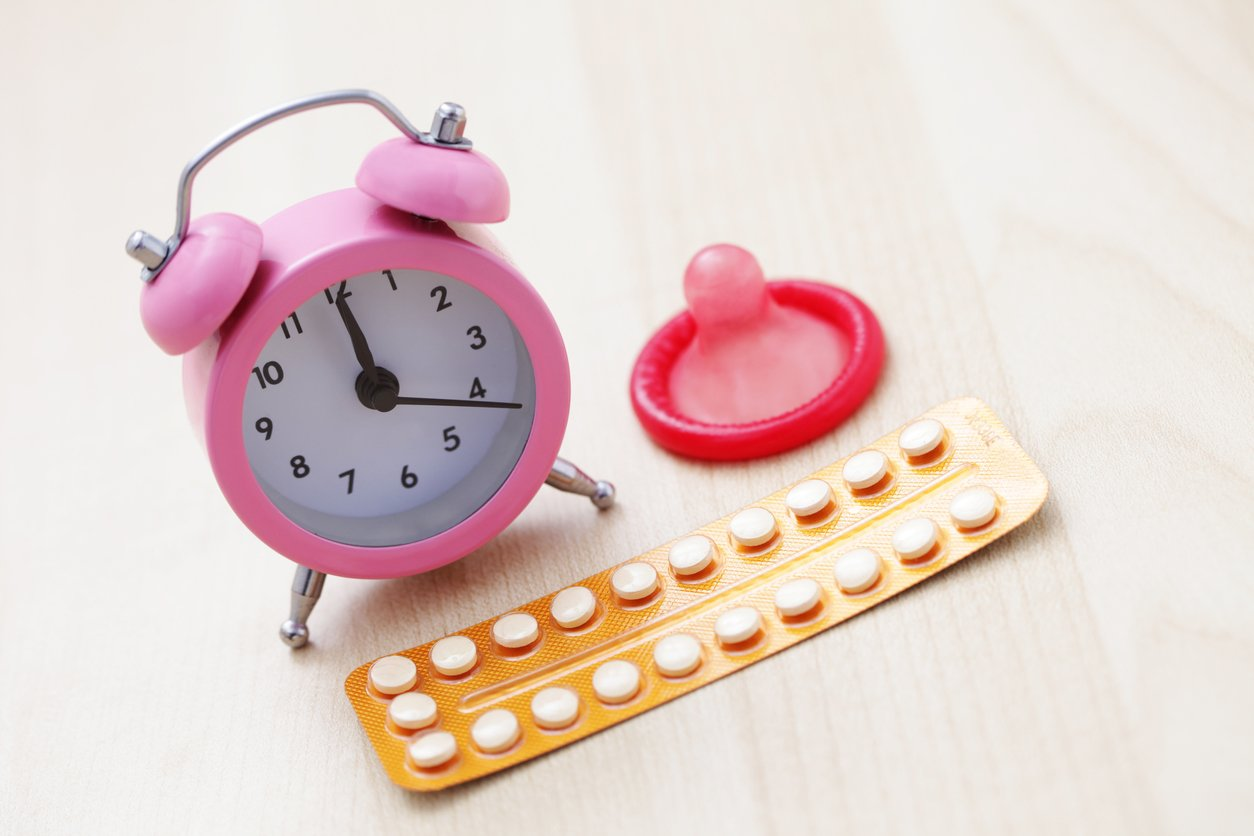 Wann wirkt die Pille?