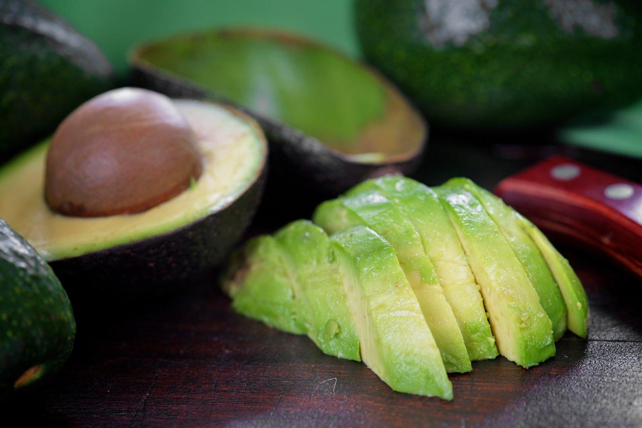 Avocado Brötchen