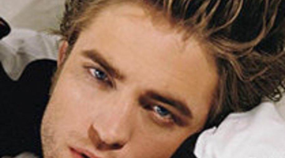 Twilight-Star Robert Pattinson auf der Vanity Fair