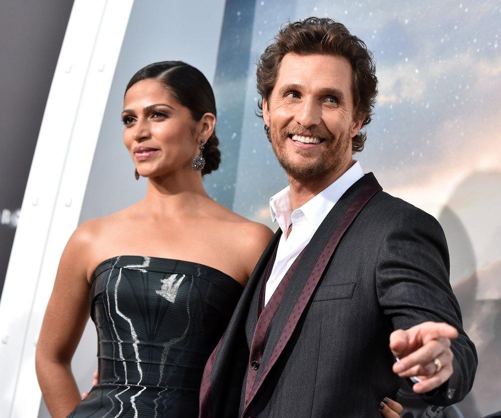 Matthew McConaughey: Nun ist seine Frau Amerikanerin