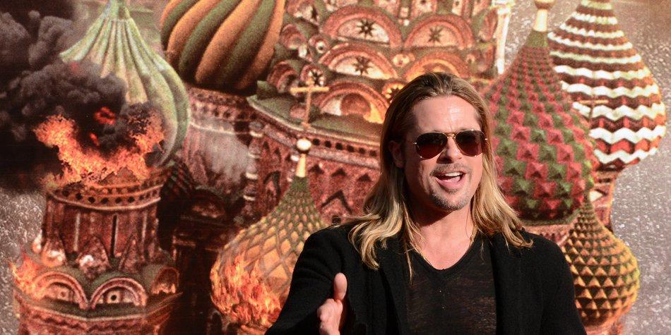 Brad Pitt: Angelina Jolie gibt ihm grünes Partylicht