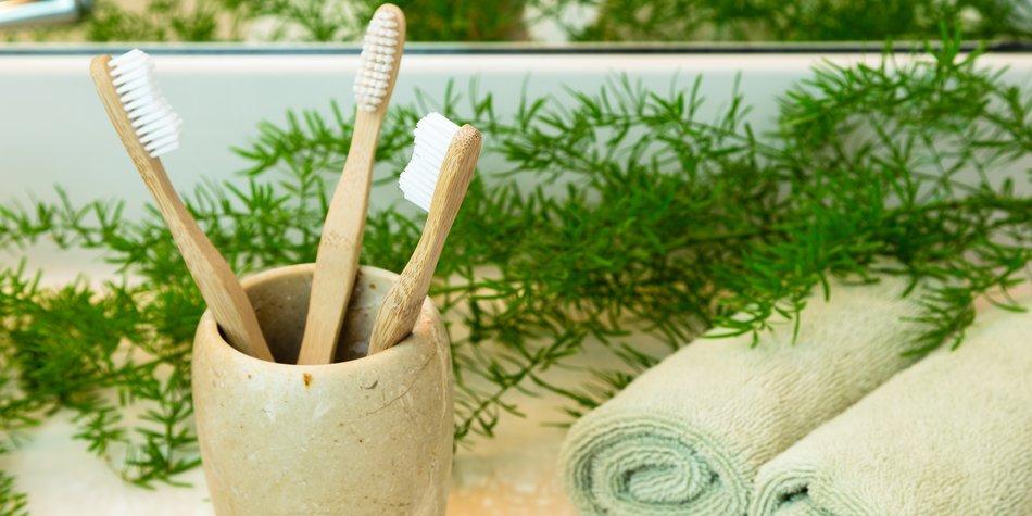 Zahnbürsten Bambus