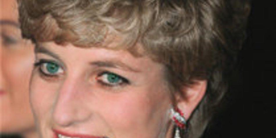 Prinzessin Diana: Kleid wird versteigert