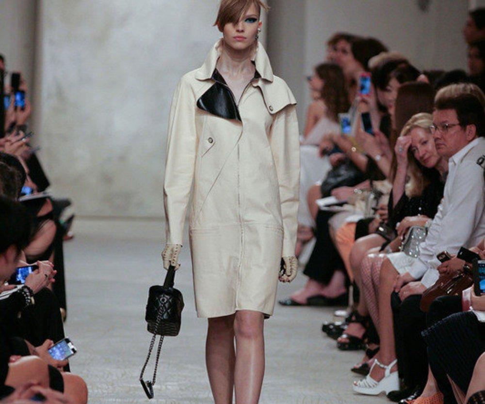 Outfit aus der Resortkollektion von Chanel