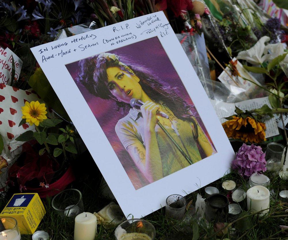 Amy Winehouse - Familie trauert