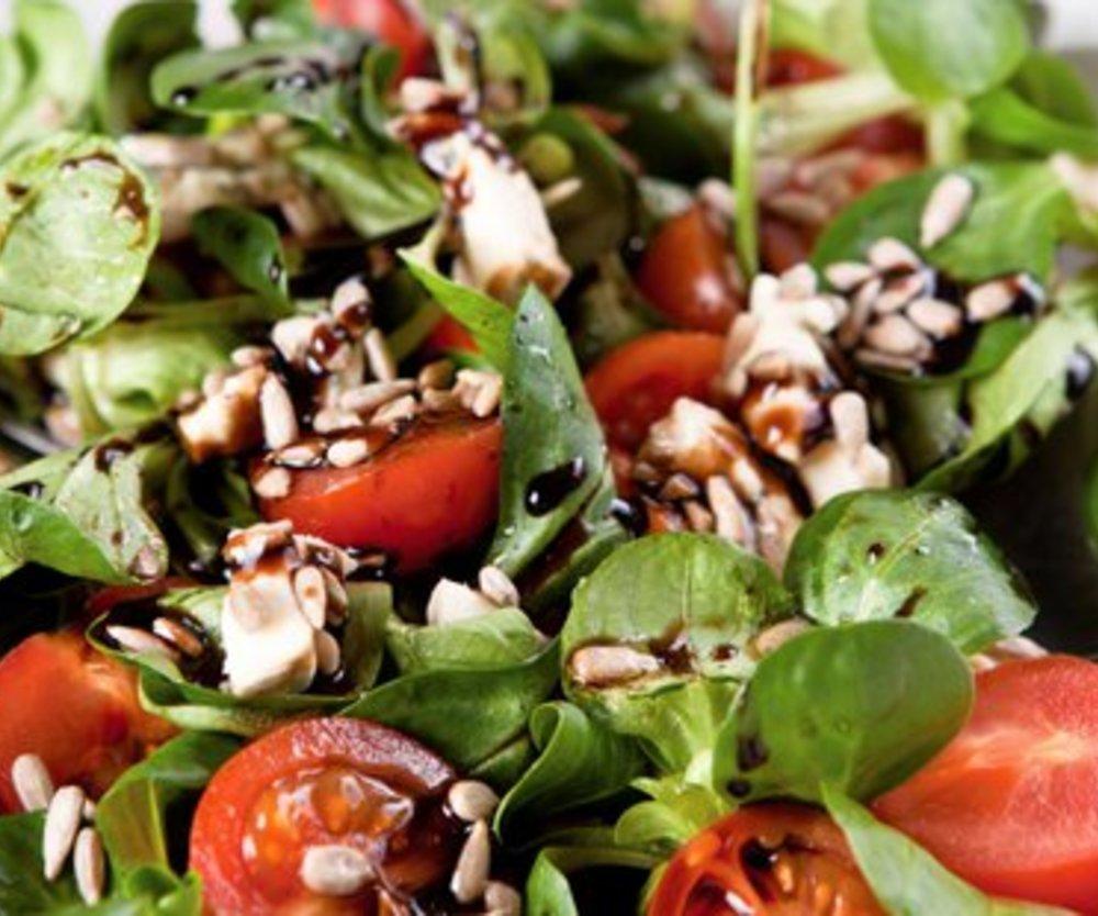Vinaigrette für Feldsalat