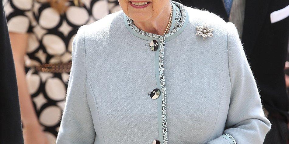 Queen Elizabeth: So verbrachte sie ihr Jubiläum