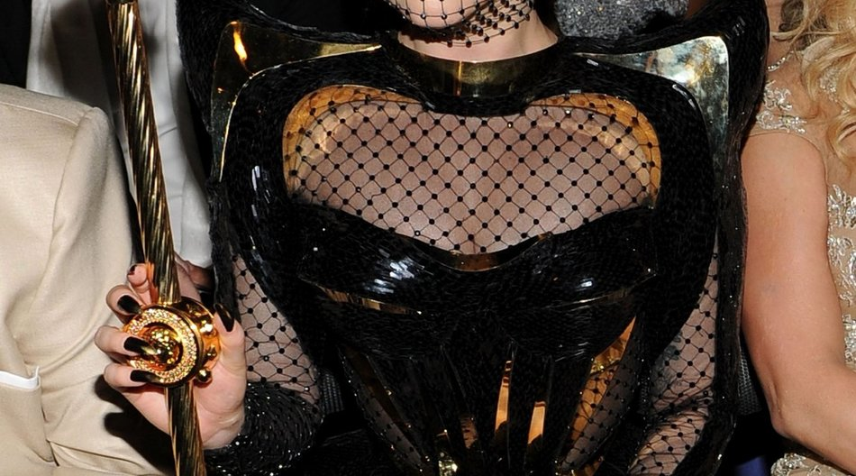 Lady Gaga hat nichts mehr zu sagen