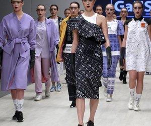 Neue Kollektion der russischen Designerin Dasha Gasser.