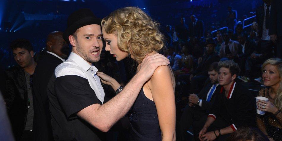 Justin Timberlake und Taylor Swift: Geht da was?