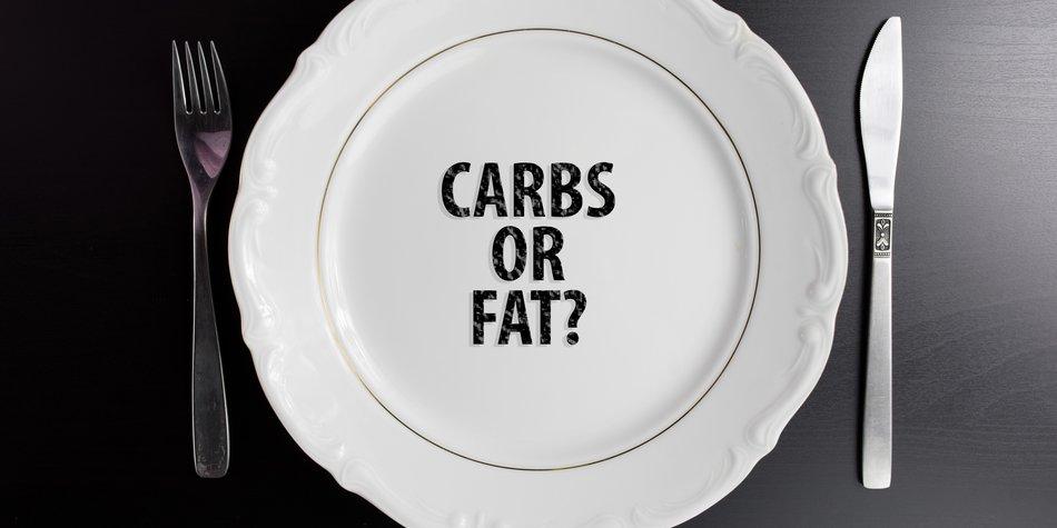 Low Carb vs. Low Fat