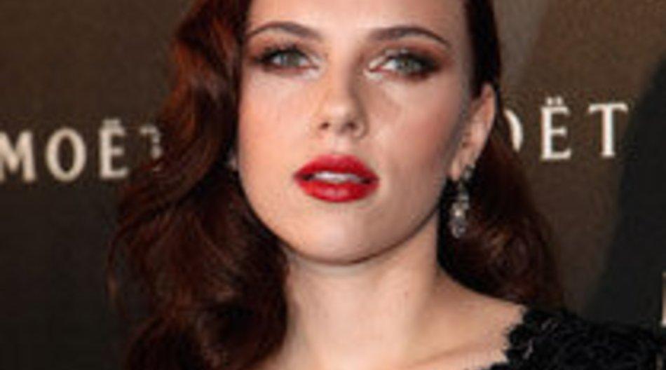 Scarlett Johansson wird Gesicht von Moet
