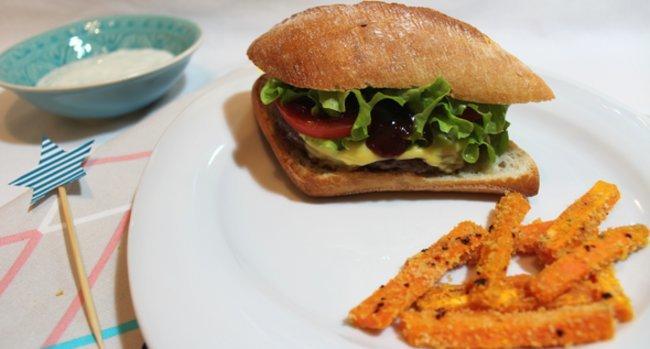 Das Burger DIY von Foodbloggerin Anna-Sophie