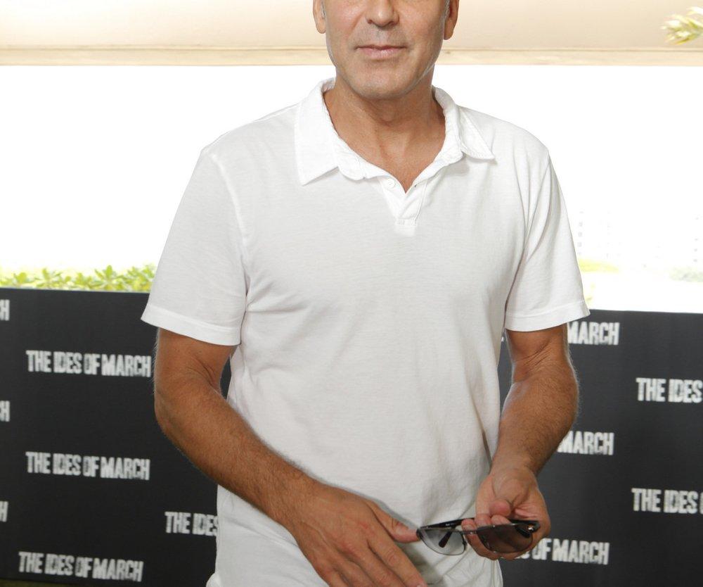 George Clooney als Anwalt