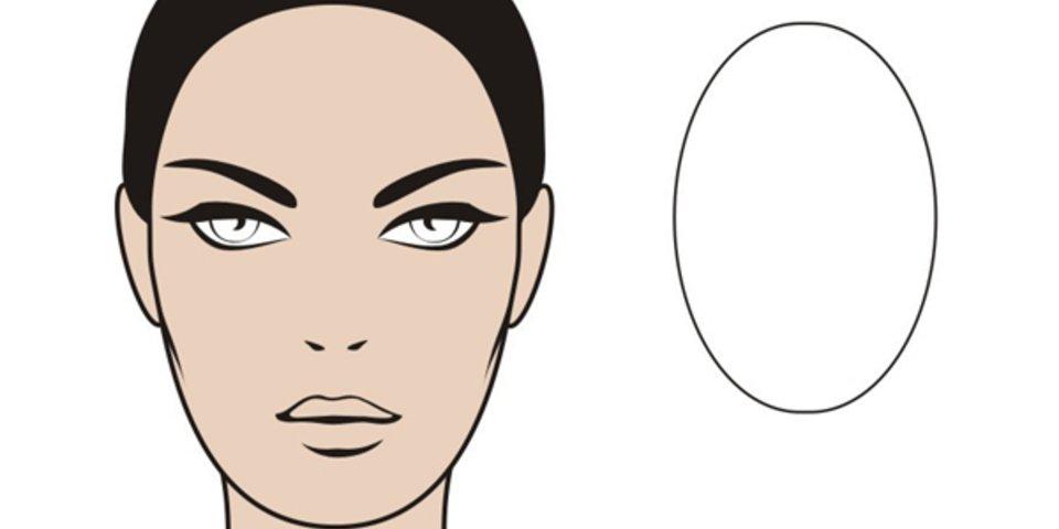 Glatze eine richtige für kopfform Eignet sich